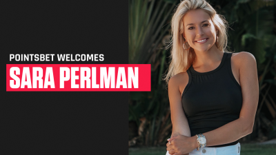 Sara Perlman Joins NBC Sports Edge & PointsBet As Sports Betting Host And Content Creator